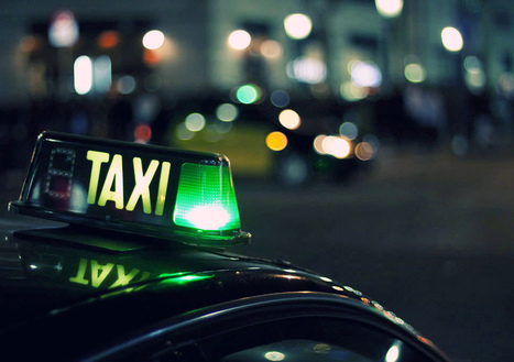Cabby-owned Taxi Cooperatives on the Rise | Peer2Politics | Scoop.it
