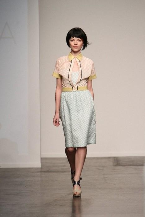Designer to Know Now: Katty Xiomara - The Los Angeles Fashion magazine | Best of the Los Angeles Fashion | Scoop.it