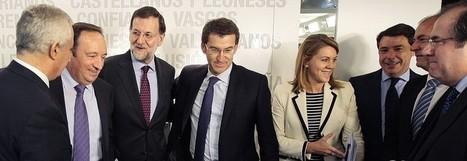 Rajoy cierra en falso la crisis con sus barones - Libertad Digital | Economía Austríaca | Scoop.it
