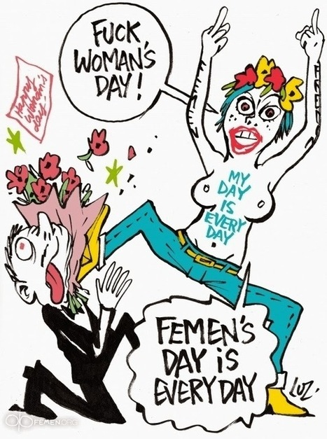 Where Femen Has Gone Wrong? - Sri Lanka Guardian   Femen   Scoop.it