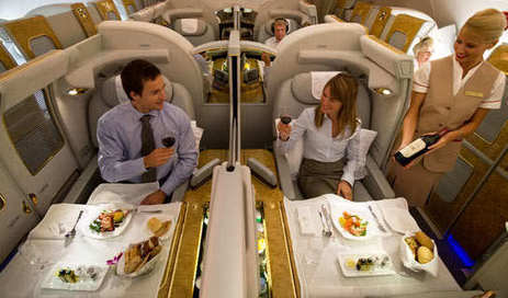Experts Say Business Class is Better than First Class Flights - Know Why - Travel blog | Travelling Europe with the family | Scoop.it