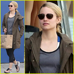 Dianna Agron Gets Her Shop On at American Apparel ... - Just Jared | Spy Cheating Playing Cards in Delhi | Scoop.it