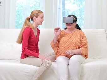 Is This Your Grandma's Virtual Reality? | cool stuff from research | Scoop.it