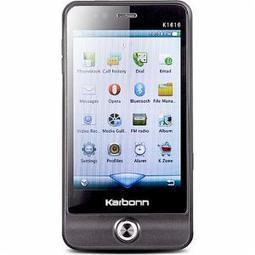 Karbonn K1616 Price - Buy Karbonn K1616 Price in India, Best Prices n Review   Karbonn Mobiles   Scoop.it