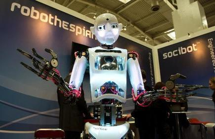 Robots, hands-free wizardry wows at high-tech fair - Phys.org | Robotics | Scoop.it