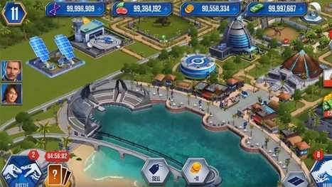 Kid Racks Up $5,900 Bill on Dad's iPad Playing Jurassic World | Leadership for Mobile Learning | Scoop.it