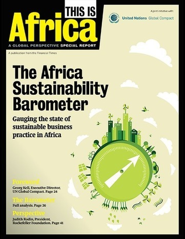 ONU - Baromètre africain du développement durable | SUSTAINABILITY REPORTING | Scoop.it