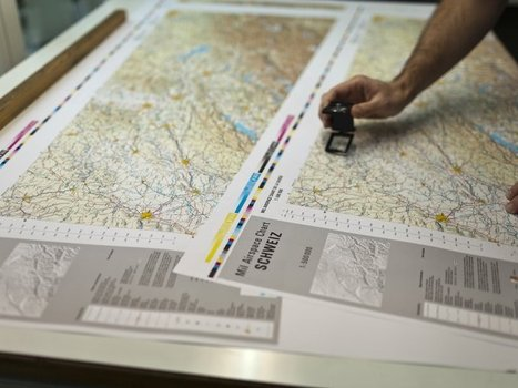 The Unlikely History of the Origins of Modern Maps | Monde géonumérique | Scoop.it