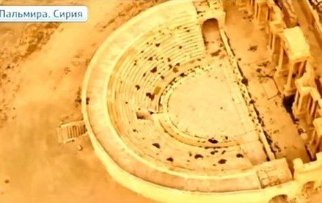 Que reste-t-il de Palmyre ? | Bibliothèque des sciences de l'Antiquité | Scoop.it