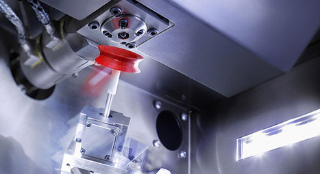 Freeformer industrial 3D printer creates complex items in batches, can combine soft and hard parts   New to Know ..   Scoop.it