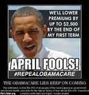 Study Shows Just 858,000 Newly Insurured Have Signed Up For Obamacare - | The Natty Conservative | Scoop.it