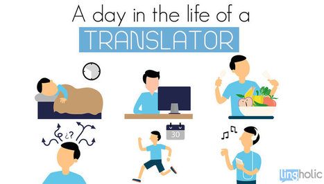 A Day in the Life of a Translator   EdTechDesign   Scoop.it