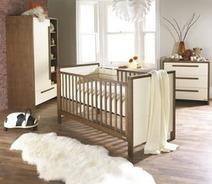 Cloverlea Designs | Neutrals Cot Linen | Neutral Baby Bedding | Kids Bed Linen | Scoop.it