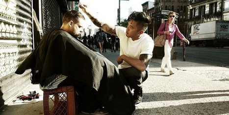 Stylist Who Spends Every Sunday Cutting Hair For Homeless: 'Every Human Life Is Worth The Same' | Fill life with Passion | Scoop.it