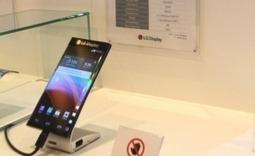 LG presenta una pantalla de borde curvado de 6 pulgadas | Smartphones Android | Scoop.it