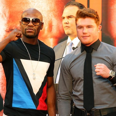 Floyd Mayweather's Bout with Canelo Alvarez Will Be Toughest of His Career | Sports Ethics: Brennan, M. | Scoop.it
