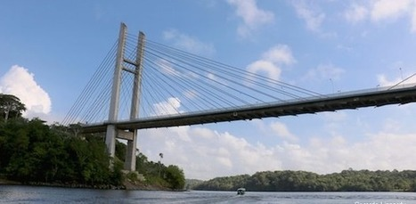El enigmático puente cuyo uso está prohibido y que une a Sudamérica con la Unión Europea | Inchalam | Scoop.it