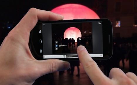 Tutoriel : La retouche photo avec Snapseed   Uso inteligente de las herramientas TIC   Scoop.it