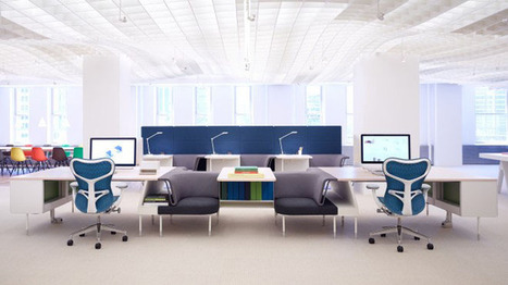 An Office Landscape Designed to Kill Boring Meetings - Wired | Web Design and Related | Scoop.it