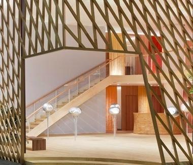 Nouveau Pavillon Hermès à la foire de Bale » Revue des montres | Tissus d'ameublement haut de gamme | Scoop.it
