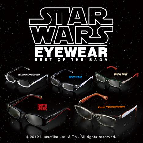 StarWars EYEWEAR | Spread the Nerd! | Scoop.it