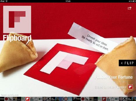 el blog de FEDELE » Blog Archive » Flipboard como herramienta para enseñar y aprender español | Technology and language learning | Scoop.it