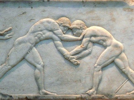 Wrestling Was Fixed, Even in Ancient Rome | Anthropology - Cultural, Forensic, and Linguistic | Scoop.it