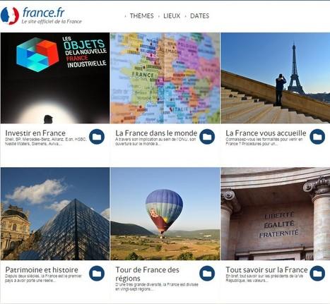 France.fr – le site officiel de la France | Europe | EDUcation | Geography | Culture | INTELIGENCIA GLOBAL | Scoop.it