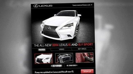 Lexus Nabs 100K Video Views on Facebook—in 10 Minutes - Automotive Digital Marketing Professional Community | WeSellDigitally.com Weekly Digest | Automotive Video Marketing | Scoop.it
