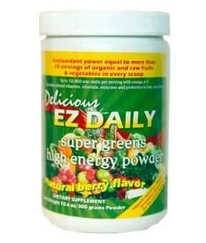 EZ Daily High Energy Super Greens Powder - Ez-Healthsolutions   EZ Daily High Energy Super Greens Powder - Ez-Healthsolutions   Scoop.it