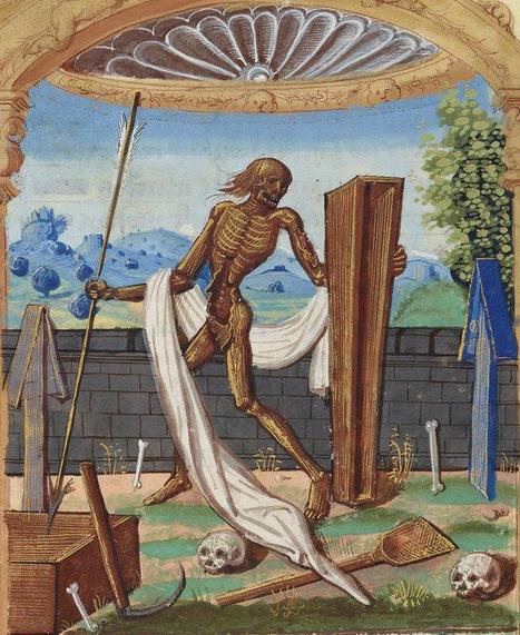 Et la peste passa par Notre-Dame-D'Allençon (1629) | GenealoNet | Scoop.it
