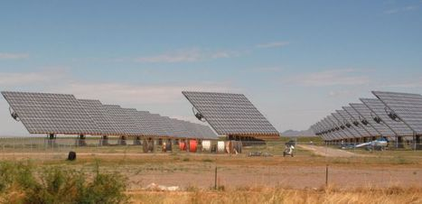 UA Identifies Solar Sites with Greatest Potential | UANews | CALS in the News | Scoop.it