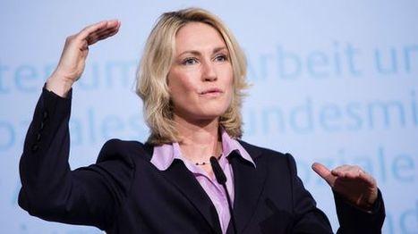 Frauenquote: Die 20%-Frage | Frauen, Unternehmerinnen, Existenzgründerin www.frauenmesse.com | Scoop.it