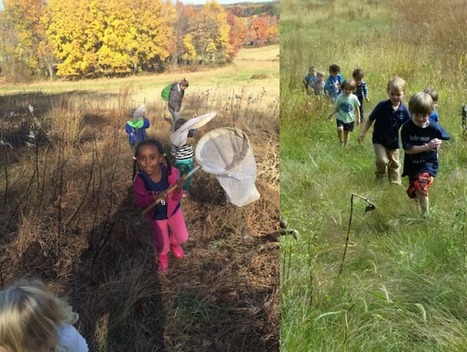 See adorable photos of 7 'forest schools' from around the country. | STEM | Scoop.it