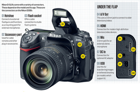 "Nikon accessories: a complete guide to DSLR ports, sockets and connectors | Digital Camera World | ""Cameras, Camcorders, Pictures, HDR, Gadgets, Films, Movies, Landscapes"" 