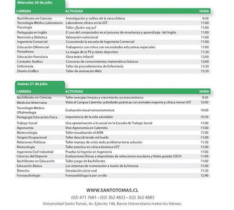 Orientación Liceo Santa Teresita | GPS Vocacional | Scoop.it