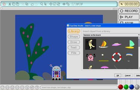 FluxTime, crea sencillas animaciones para niños | Recull diari | Scoop.it