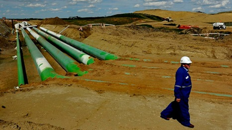 The Keystone XL pipeline, explained | Keystone XL: Affairs of State | Scoop.it