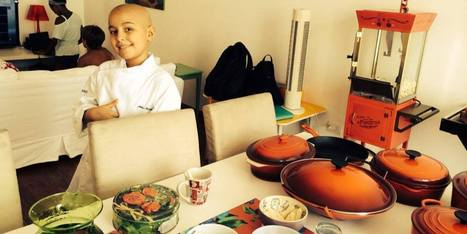 Faced With Cancer, This 8-Year-Old Chef Started His Own Gourmet Cooking Show | Fashion ,Jewelry & Beauty | Scoop.it