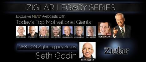 Ziglar Legacy Series with Seth Godin   Ziglar   Communication & Leadership   Scoop.it