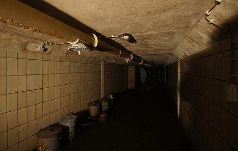 New Uses For Old Bunkers #36: Ondergronds Arnhem ... | Modern Ruins, Decay and Urban Exploration | Scoop.it