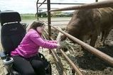 Spina bifida doesn't diminish teen's interest in raising bulls | Differently Abled and Our Glorious Gadgets | Scoop.it