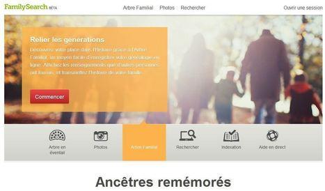 FamilySearch continue ses efforts pour la communauté   Rhit Genealogie   Scoop.it