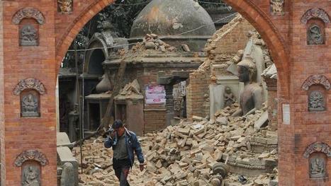 Népal : le patrimoine culturel menacé par les pilleurs | Clic France | Scoop.it