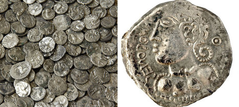 Gallic elite prospered from Roman occupation | Archaeology News | Scoop.it