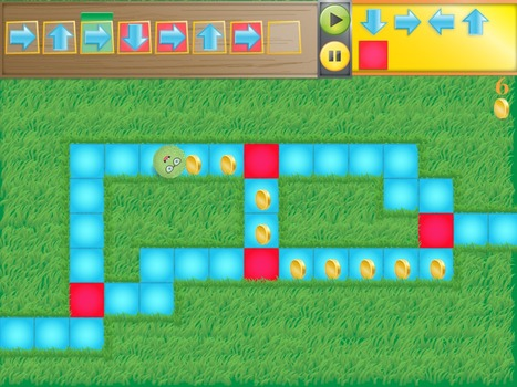 12 games that teach kids to code -- and are even fun, too   GamesBeat   Games   by Dan Crawley   Coding   Scoop.it