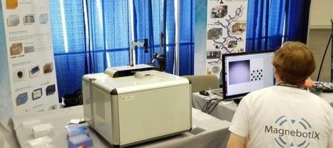 RodBot : le robot créateur de médicaments   Une nouvelle civilisation de Robots   Scoop.it