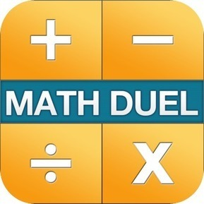 Math Duel - Two Player Split Screen Mathematical Game for Kids and Adult Brain Training - Addition, Subtraction, Multiplication and Division! | MatNet | Scoop.it