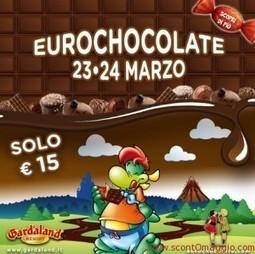 Gardaland 2013: biglietti online scontati per Eurochocolate   scontOmaggio   Gardaland 2013: biglietti omaggio e ingressi gratis   Scoop.it