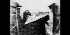 """1826 : """"Point de vue du Gras"""" Niepce. Un musée allemand expose la plus ancienne photographie au monde.   LE CINÉMA D'ANIMATION (1) - Comment tout a commencé ?   Scoop.it"""